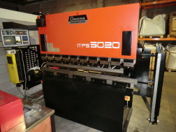 Remanufacture of CNC punchs, Lasers | Amada CNC machine rental