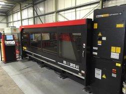 2012 Amada FO M2 3015 4kw laser | CNC Lasers | Amada