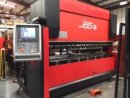 2004 Amada HFE 100/3 Press Brake, 8 axis (1752)