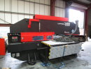 Machine Loading - Amada Vipros 368 Queen
